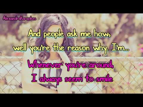 Becky G - Shower ( Karaoke/Instrumental )