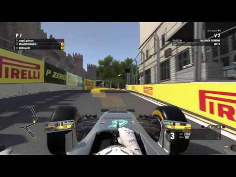 Campeonato F1 2016 EOL - Europa
