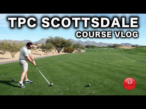 TPC SCOTTSDALE COURSE VLOG PART 1