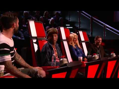 The Voice 2015 Battle   Hannah Kirby vs  Sarah Potenza  'Gimme Shelter'