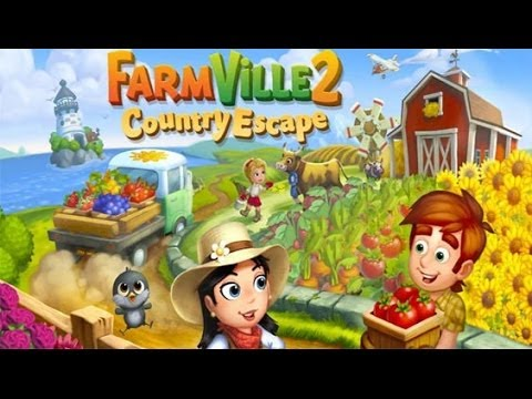 FarmVille 2: Country Escape - Trailer HD (Download game