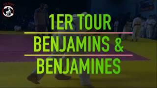 1er Tour Benjamins & Benjamines