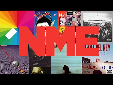 BEST ALBUMS 2015 for NME | TOP 10