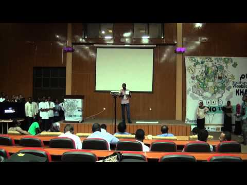 Streaming || Opening Day of Startup weekend Khartoum (Part4)