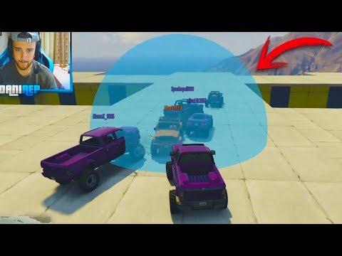 MINIJUEGO! LA TORMENTA! - GTA 5 ONLINE - GTA V ONLINE