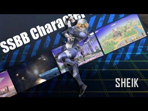 Super Smash Bros. Brawl - Sheik Guide - Moveset, Techniques, & Strategy