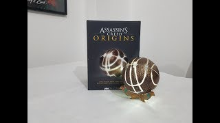 Gambar cover Assassin's Creed Origin's Apple Of Eden Replica unboxing