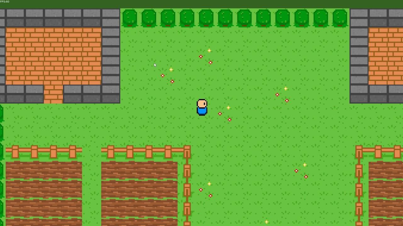 Love2d Tilebased Game (Tiny Farm)
