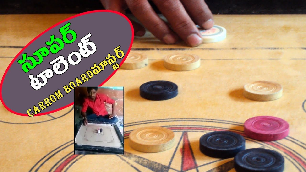 carrom board coins count