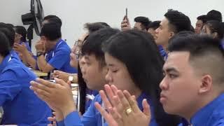 Bài hát mở đầu đại hội VI Học viện Cán bộ Tp.HCM