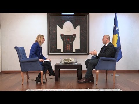 Jeta ne Kosove Interviste Ramush Haradinaj 21 12 2017