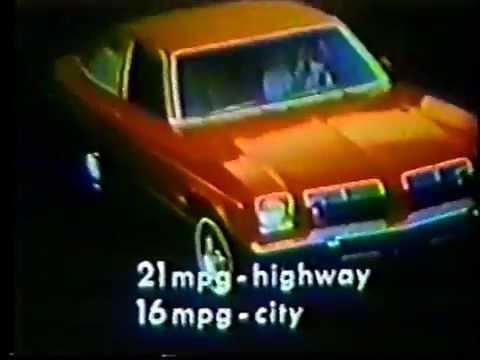 1975 Oldsmobile Omega TV Commercial