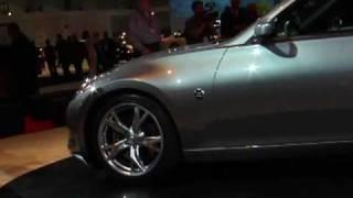New 2009 Nissan 370Z | 2008 LAAS