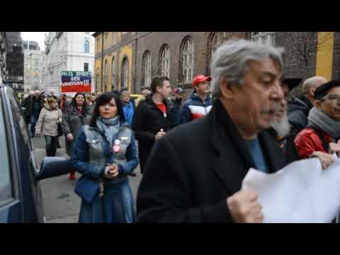 Budapest 2020.02.23. Roma tüntetés 03.