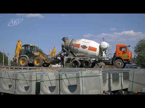 Строительство путепровода в Невинномысске близится к завершению
