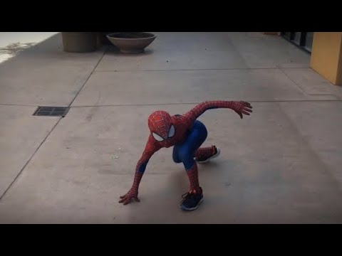 The Only Real Spiderman