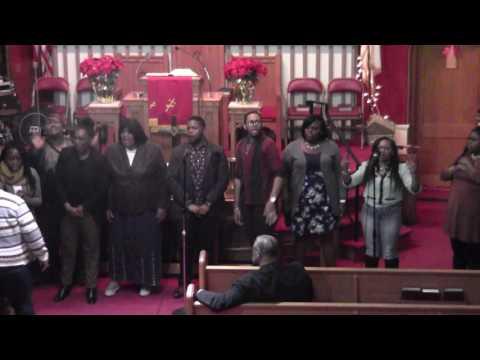 Nick Reynolds and Family Affair & Zion Baptist Church Mass Choir