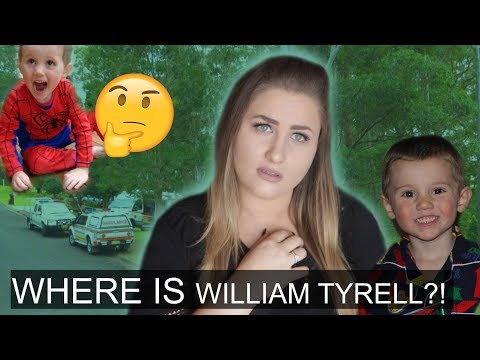 WHERE IS William Tyrell?