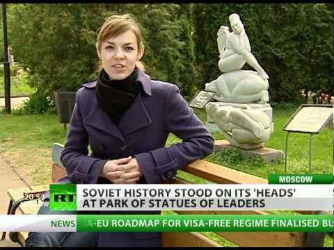 Fallen Idols: Soviet statues stand tall at open-air museum