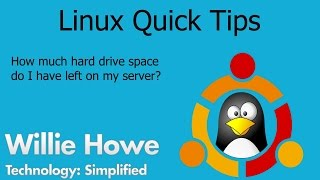 See Linux Disk Usage
