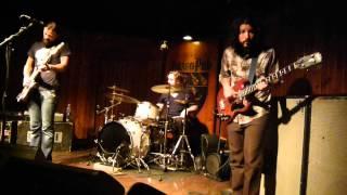 "ERIC TESSMER BAND ""Lonesome Whistle Blues"" at Saxon Pub, Austin, Tx. June 29, 2013"
