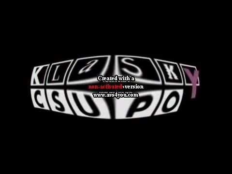 Klasky Csupo Robot Logo 1998 Effects In Lost Effect