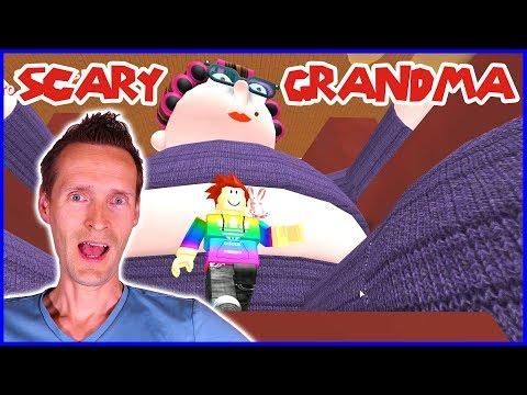 Escape Aquarium and Grandma House OBBY!