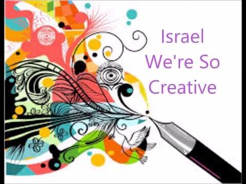 Israel We're So Creative/by Fred & The Genius AHAYAH ft Rachelle(Hebrew Music)