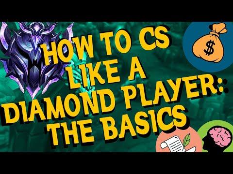 How to CS like a Diamond Player: The Basics
