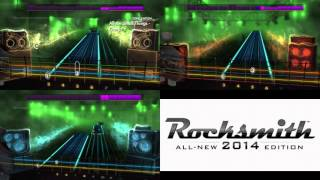 Rocksmith 2014 DLC All The Small Things (Lead+Rhythm+Bass)