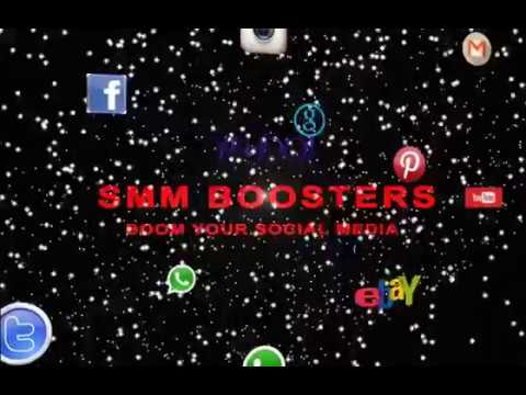 SMM Boosters: Buy Facebook Likes, Comments & Other SMM services From Here