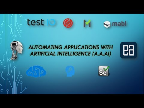Automating Web Applications with Artificial Intelligence and understand how it works !