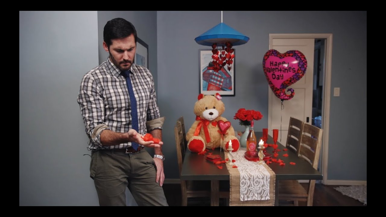 If Guys Acted Like Girls On Valentines Day   YouTube