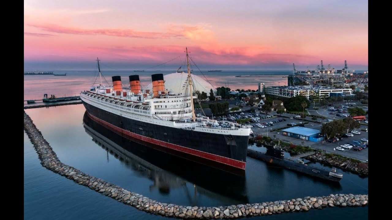 RMS Queen Mary - Story - YouTube