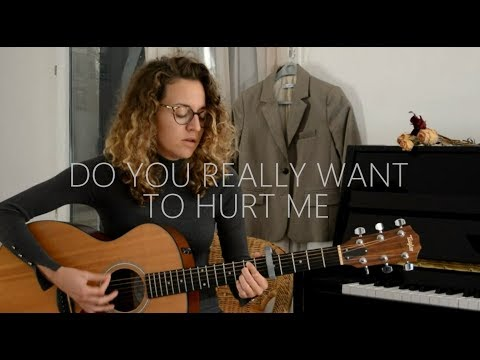 Do you really want to hurt me - Culture Club (Mathilde Leah cover)
