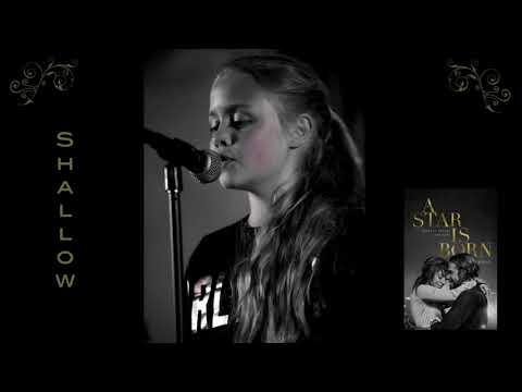 Shallow - By 11 Yr Old Mia (demo Audio) Lady Gaga, Bradley Cooper (cover)