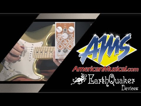 Earthquaker Devices Spatial Delivery V2 Demo American Musical Supply