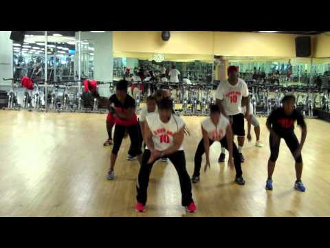 24 Hour Fitness Cardio Kickboxing I