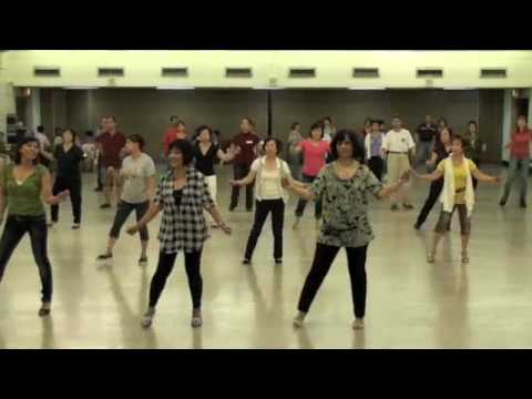 Line Dance: Black Coffee