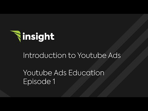 Introduction to Youtube Ads | Youtube Ads Episode 1 | DLM Insight
