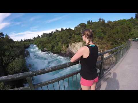 TRAVEL   North Island New Zealand RoadTrip (Rotorua, Napier, Wellington, Taupo, Hobbiton)