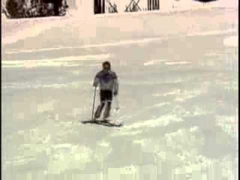 Горные лыжи - урок № 474.
