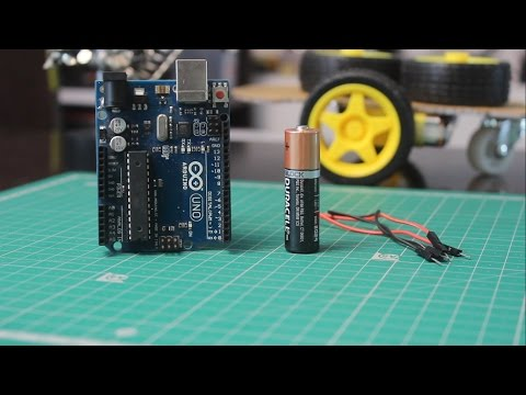 How To Use Arduino To Read Voltage.