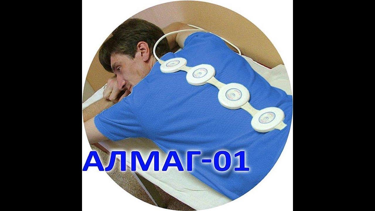 ALMAG-01 – živi bez bola!