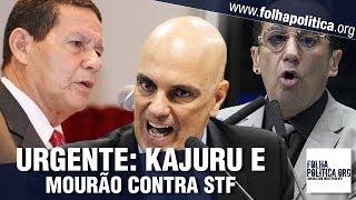 URGENTE: Senador Kajuru se levanta contra o STF e faz discurso histórico - CPI