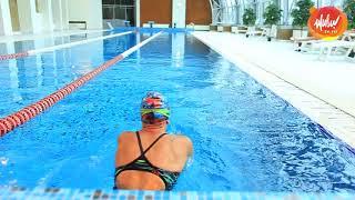 Как плавать кролем: видеоурок для новичков