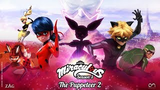 MIRACULOUS | 🐞 THE PUPPETEER 2 - OFFICIAL TRAILER   🐞 | Tales of Ladybug and Cat Noir