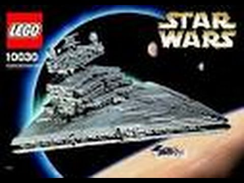Lego Star Wars Instructions For 10030 Ultimate Collectors Series