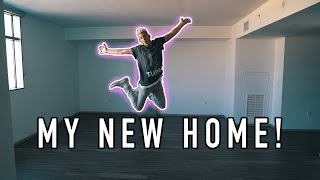 I GOT KICKED OUT OF MY APARTMENT... AGAIN! (House Tour)