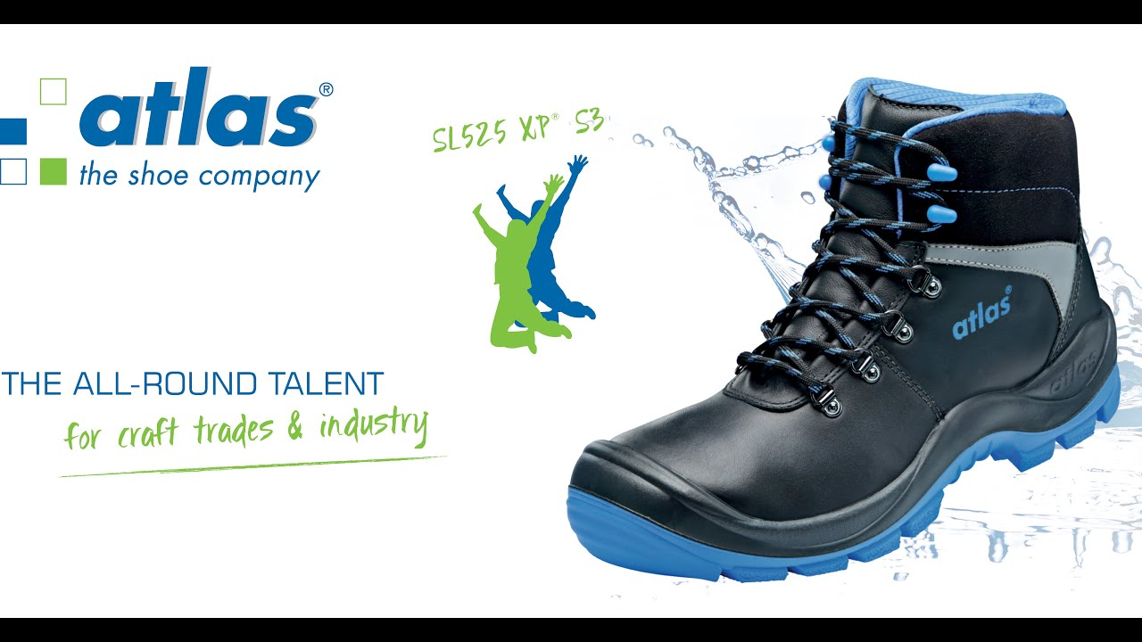 Atlas safety shoes